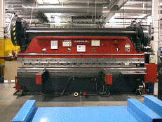 The various types of press brakes operations, limitations